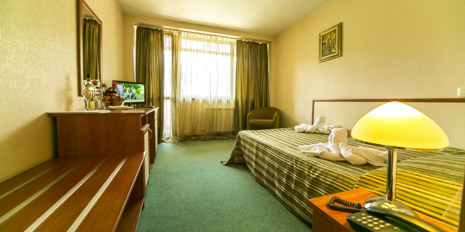 Single Room - Devin Spa Hotel