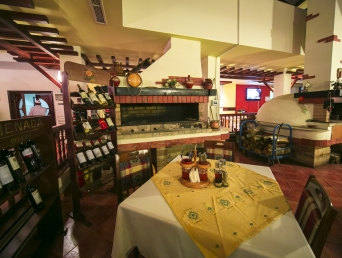 Devin Spa Hotel**** - Restaurant Bulgarian Village