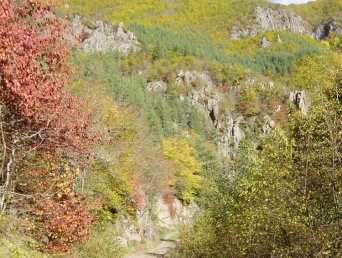 Devin Spa Hotel**** - About Rhodopes